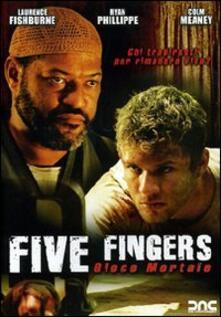 Five Fingers. Gioco mortale di Laurence Malkin - DVD