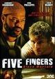 Cover Dvd DVD Five Fingers - Gioco mortale
