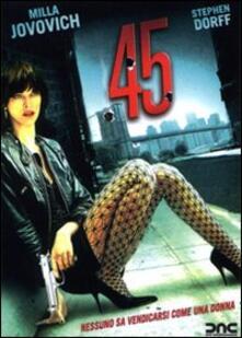 .45 di Gary Lennon - DVD