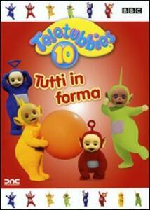 Teletubbies. Tutti in forma - DVD