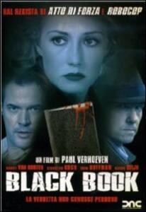 Black Book di Paul Verhoeven - DVD
