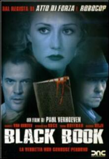 Black Book di Paul Verhoeven - DVD