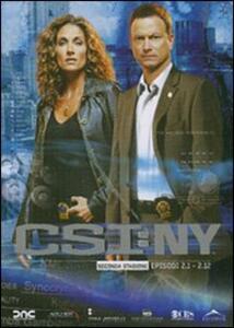 CSI: NY. Stagione 2. Vol. 1 (Serie TV ita) - DVD