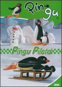 Pingu. Pingu pilota - DVD