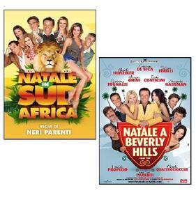 Natale in Sud Africa - Natale a Beverly Hills (2 DVD) di Neri Parenti