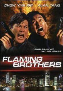 Flaming Brothers di Tung Cho 'Joe' Cheung - DVD