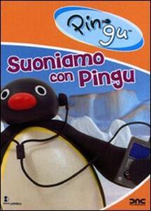 Pingu. Suoniamo con Pingu - DVD