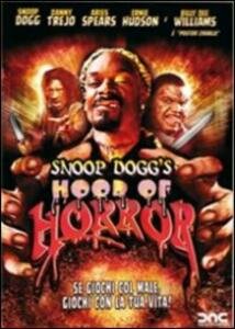 Hood of Horror di Stacy Title - DVD