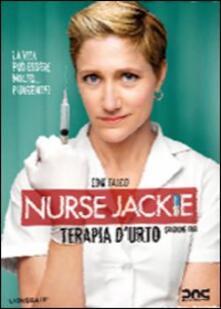 Nurse Jackie. Terapia d'urto. Stagione 1 (Serie TV ita) (4 DVD) di Allen Coulter,Craig Zisk,Steve Buscemi,Paul Feig - DVD
