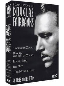 Douglas Fairbanks (5 DVD) di Donald Crisp,Allan Dwan,Fred Niblo,Theodore Reed