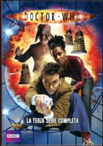 Doctor Who. Stagione 3 (Serie TV ita) - DVD