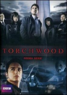 Torchwood. Stagione 1 (Serie TV ita) di Brian Kelly,Colin Teague,James Strong,Alice Troughton - DVD