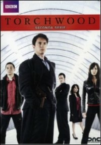 Cover Dvd Torchwood. Serie 2 (DVD)