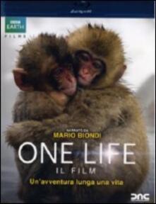 One Life. Il film di Michael Gunton,Martha Holmes - Blu-ray