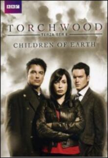 Torchwood. Stagione 3 (Serie TV ita) (4 DVD) di Euros Lyn - DVD