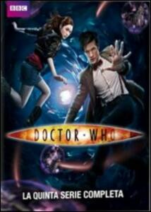 Doctor Who. Stagione 5 (Serie TV ita) - DVD