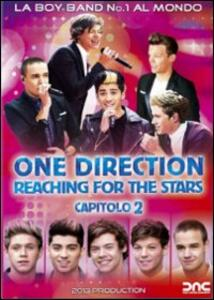 One Direction. Reaching For The Stars. Vol. 2 - DVD