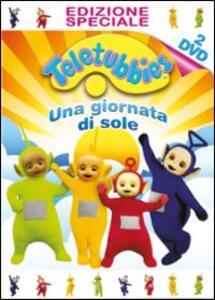 Teletubbies. Una giornata di sole (2 DVD) - DVD