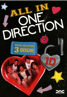 One Direction (3 DVD) - DVD