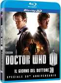 Film Doctor Who. The Day of the Doctor. 3D. Speciale 50° anniversario
