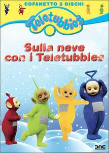 Teletubbies. Sulla neve con i Teletubbies (2 DVD) - DVD