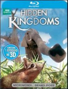 Hidden Kingdoms. Micromondi - Blu-ray