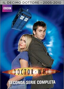 Doctor Who. Stagione 2 (6 DVD) - DVD