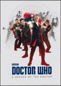 Doctor Who. 10 anni del nuovo Doctor Who (3 DVD) - DVD