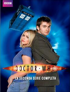 Doctor Who. Stagione 2 - Blu-ray