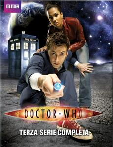 Doctor Who. Stagione 3 - Blu-ray