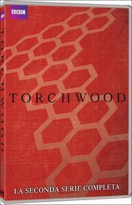 Torchwood. Serie 2 (4 DVD) - DVD
