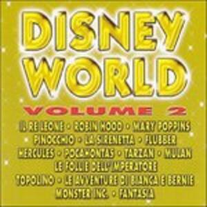Disney World 2 (Colonna Sonora) - CD Audio