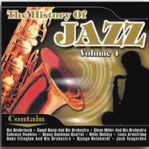The History of Jazz vol.4 - CD Audio