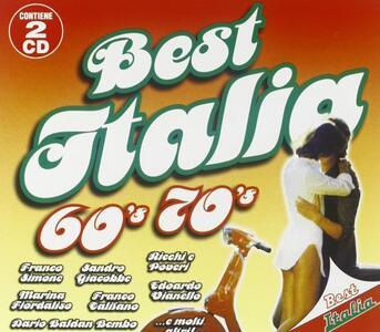 Best Italia 60-70 - CD Audio