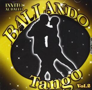 Ballando Tango vol.2 - CD Audio