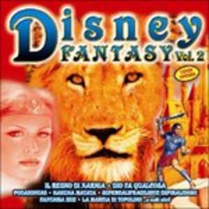 Disney Fantasy vol.2 - CD Audio
