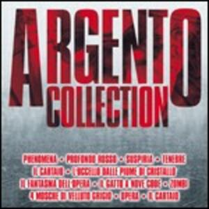 Argento Compilation (Colonna Sonora) - CD Audio