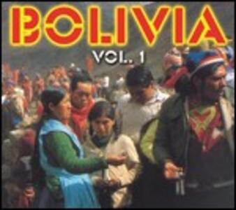 Bolivia vol.1 - CD Audio