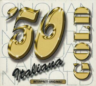 50 Italiana Gold - CD Audio