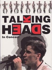 Talking Heads. In Concert - DVD