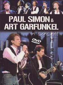 Simon & Garfunkel. In Concert - DVD