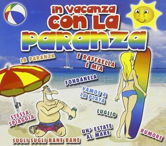 In vacanza con la paranza - CD Audio