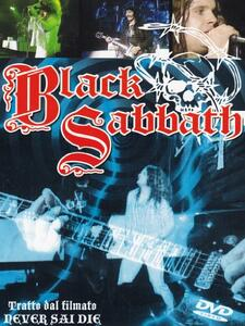Black Sabbath. Never Say Die - DVD