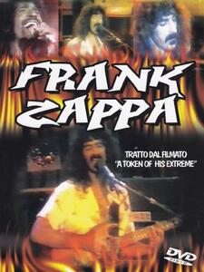 Frank Zappa. A Token Of His Extreme - DVD