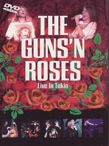 Guns N' Roses. Live In Tokio - DVD