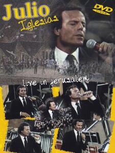 Julio Iglesias. Live In Jerusalem - DVD