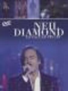 Neil Diamond. Live In Las Vegas - DVD