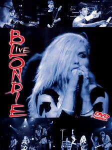 Blondie. Blondie - DVD
