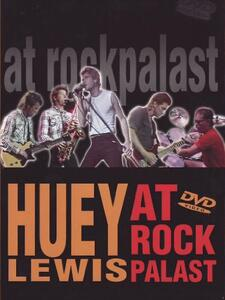 Huey Lewis. At Rockpalast - DVD