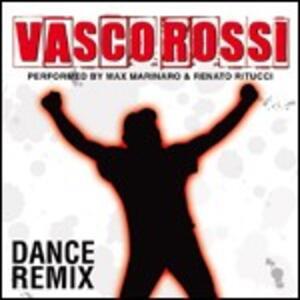 Vasco Rossi Dance Remix - CD Audio